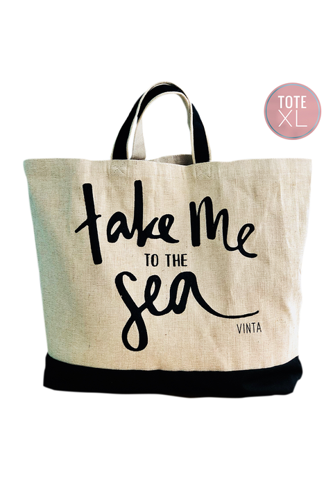 Vinta Take Me to the Sea XL Tote