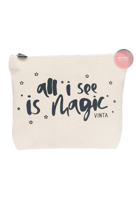 Vinta Magic Multic Stuff Pouch
