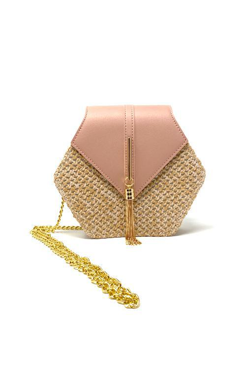 Shop Madda Bag Mini Pale Pink