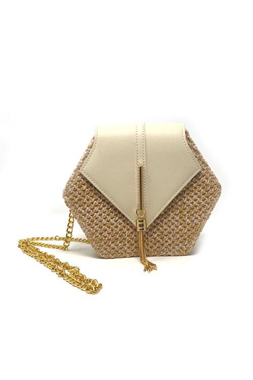 Shop Madda Bag Mini Cream