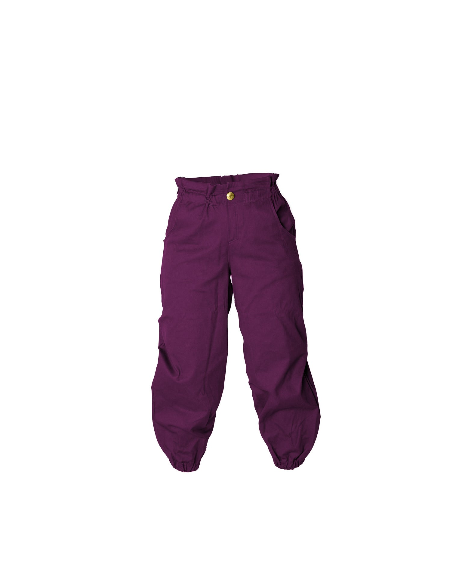 Antigua Fisher Pants Eggplant