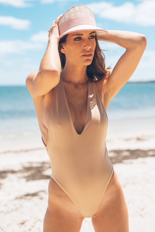 Isabella One Piece Swimsuit Nude