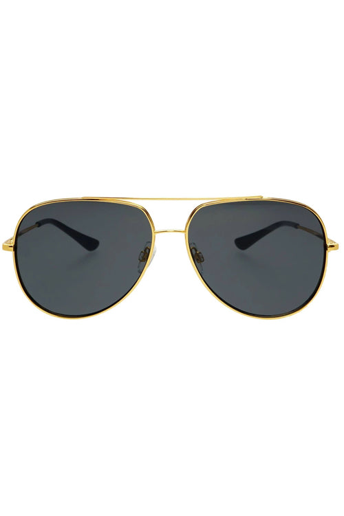 Freyrs Sunglasses Max Gold/Black
