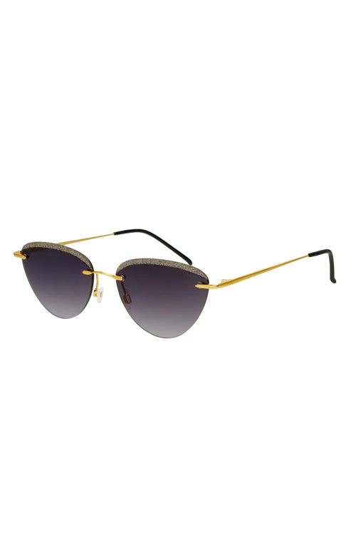 Freyrs Sunglasses Mia Black (Frost)