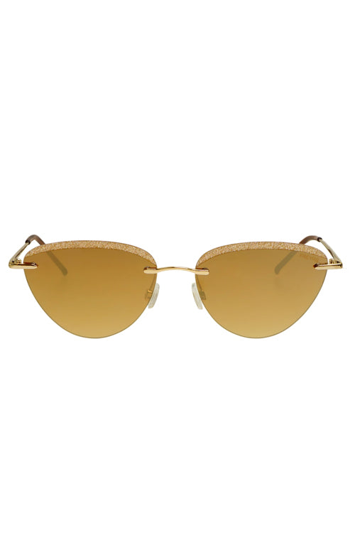 Freyrs Sunglasses Mia Brown (Frost)
