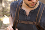 Backpack with Sternum Strap - OCHRE Handcrafted