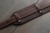 Brown Leather Shoulder Pad