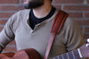 Comfortable Folk Guitar Strap
