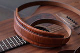 Comfortable Leather Guitar Strap