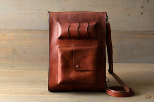 Cummuter Backpack - OCHRE handcrafted