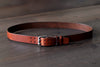 Everyday Leather Belt - OCHRE handcrafted