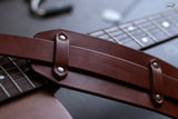Guitar Strap with Wide Shoulder Pad