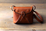 Handmade Leather Handbag - OCHRE handcrafted