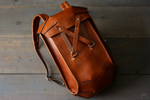 Heirloom Leather Backpack - OCHRE handcrafted