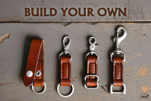 Key Fob Build Your Own - OCHRE handcrafted