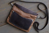 Ladies Shoulder Bag - OCHRE handcrafted