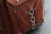 Leather Backpack Nickel Hardware - OCHRE handcrafted
