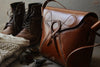 Leather Handbag Lifestyle - OCHRE handcrafted