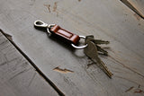 Leather Key Fob - OCHRE handcrafted