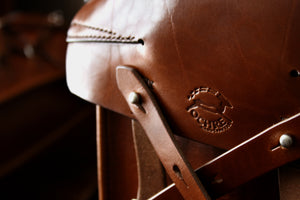Ochre Handcrafted Backpack