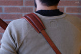Padded Folk Guitar Strap