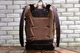 Rucksack With Padded Back - OCHRE Handcrafted