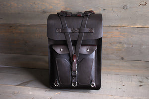 Sidekick backpack - OCHRE handcrafted