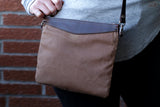 Simple Shoulder Bag  - OCHRE handcrafted