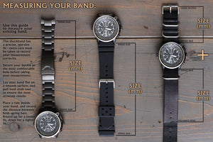 SHOCKBAND Watch Strap