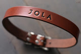 Unique Personalized Dog Collar