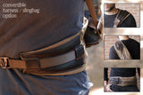 backpack waist strap - OCHRE Handcrafted