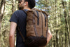 hiking backpack - OCHRE Handcrafted