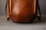 leather rucksack - OCHRE handcrafted