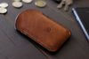 leather card holder - OCHRE handcrafted