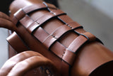 leather webbing - OCHRE handcrafted
