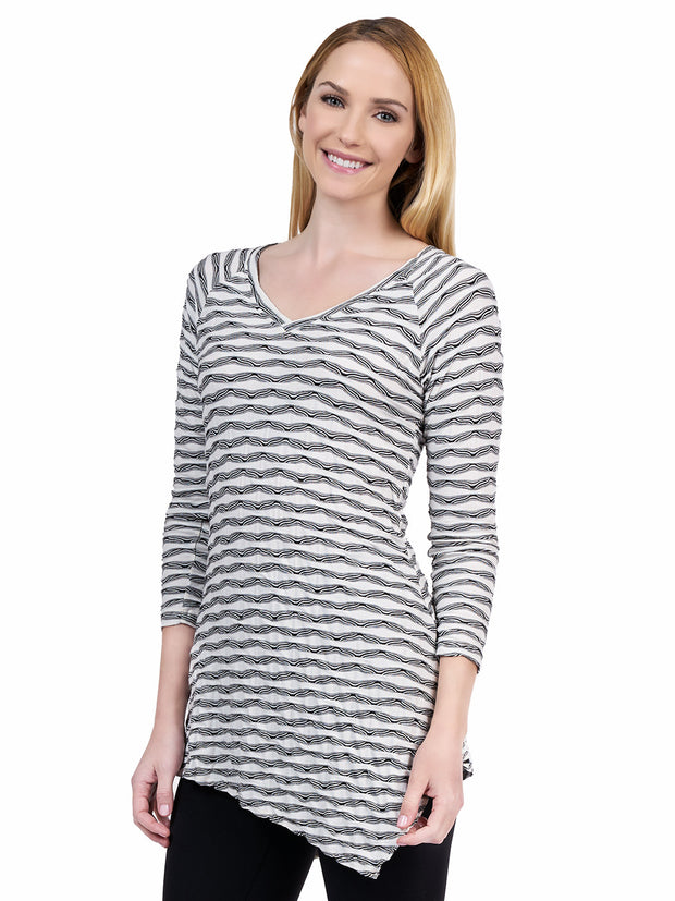 Astara French Knit Toni Tunic - Final Sale