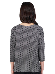 Betina French Knit Numi Tunic - Final Sale