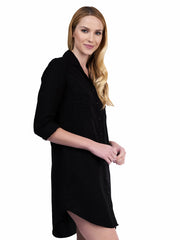 Ivy Tencel Savoir Shirt Dress