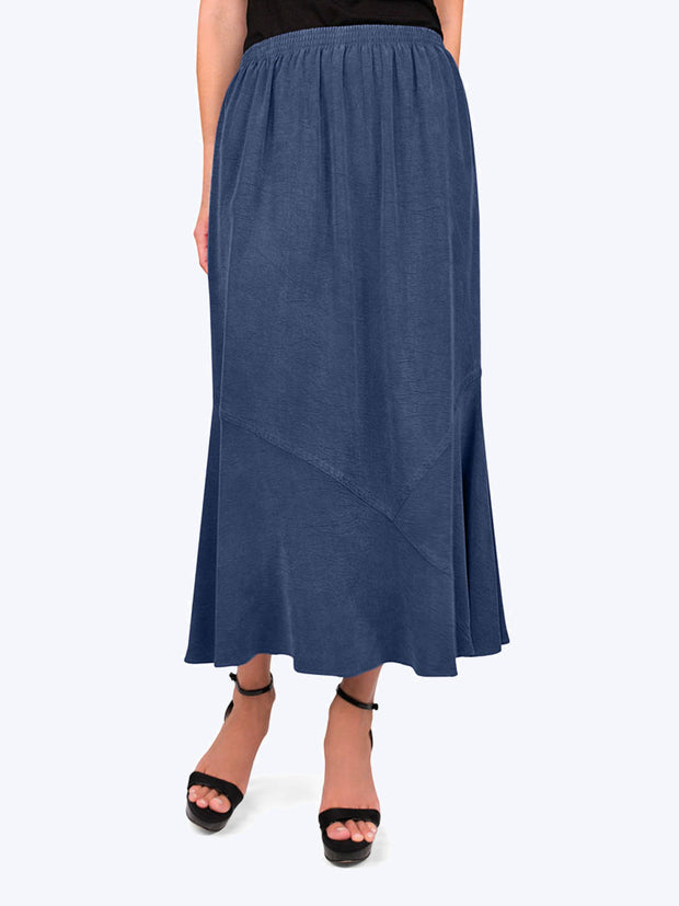 Tencel Panel Skirt