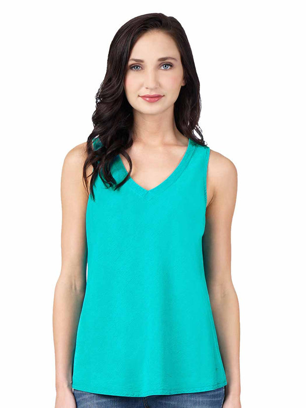 TENCEL™ Erika Bias Tank Top - More Colors