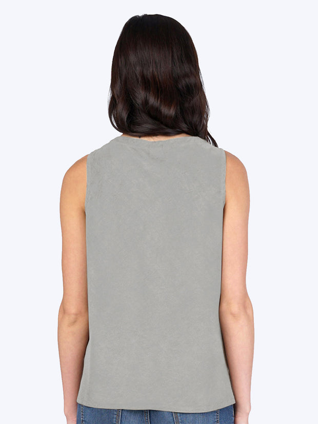 TENCEL™ Whisper Knit Erika Bias Tank