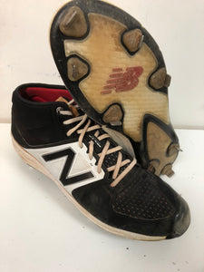 Jon Duplantier (Diamondbacks #1 Prospect) Game Used Cleats - Celebz Direct