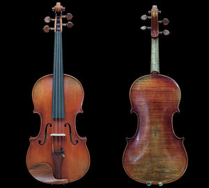Sky Euro-performer Soloist Series Antique Guarneri Del Gesu 1742 Model Violin Fiddle