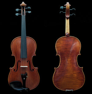 Sky A+++ Maple and Spruce Concerto Series Guarantee Mastero Copy of Strad 4/4 Violin -VN505