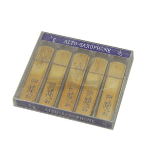 Flying Goose Saxophone Reeds Strength #1.5/2/2.5/3, Pack of 10