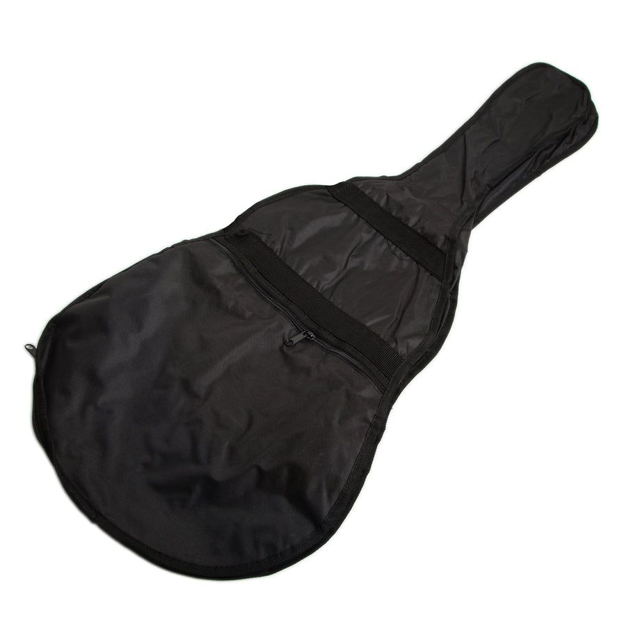 Sky 41 Inch Waterproof Gig Bag Cover Case For Acoustic Guitar Backpackable