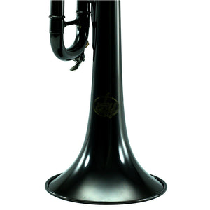 Sky Band Approved Black Lacquer Plated Brass Bb Trumpet Guarantee Top Quality Sound