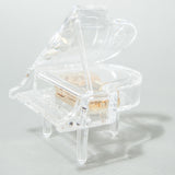 Sky Mini Piano Crystal Clear Music Box Castle in the Sky Song