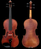 Sky Guarantee Mastero Sound Copy of Stradivarius 4/4 Size Professional Violin - YD01