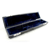 SKY Brand New C Foot Flute Hard Case Imitation Leather Exterior